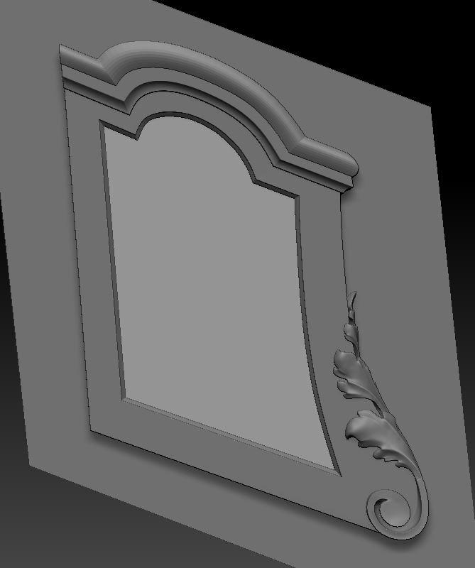 Brouillons: quand la sculpture virtuelle remplace l'argile Captur16