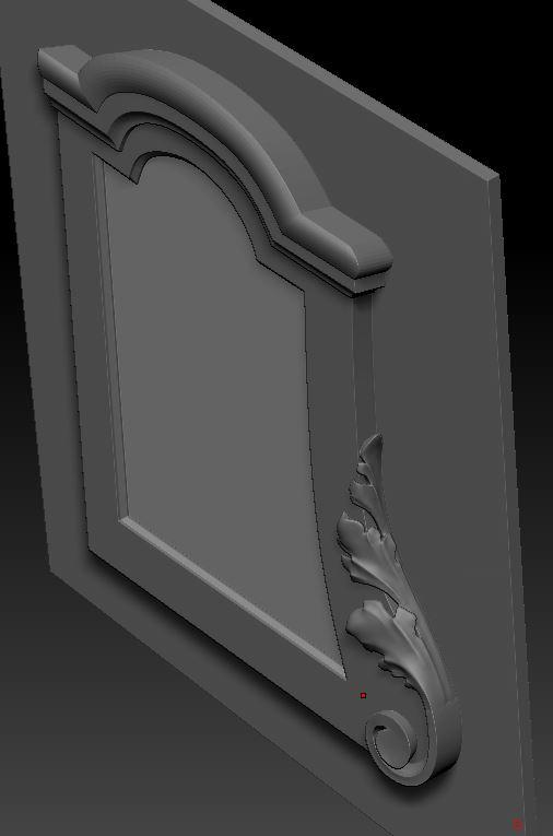 Brouillons: quand la sculpture virtuelle remplace l'argile Captur17