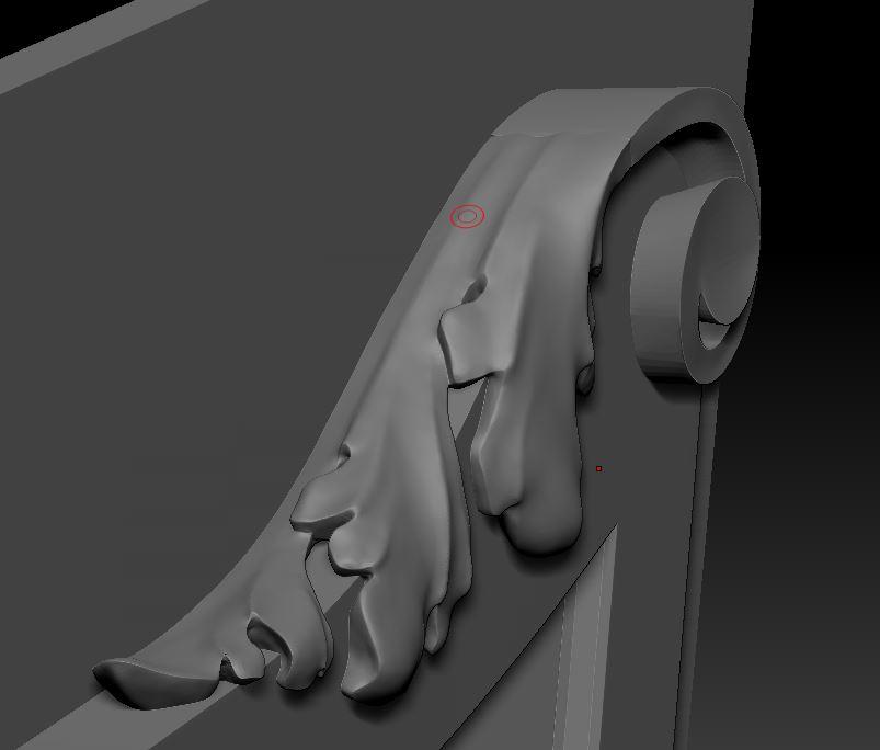 Brouillons: quand la sculpture virtuelle remplace l'argile Captur20