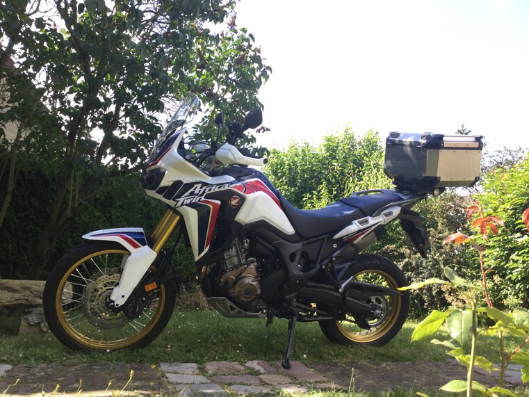 Ma nouvelle africatwin  Image24
