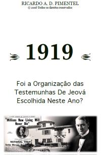 TESTEMUNHAS DE JEOVÁ - Portal Ano_1911