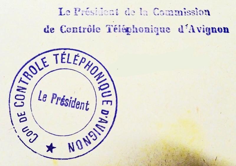 Cachet administratif du contrôle téléphonique d'Avignon érroné ?  2016_010