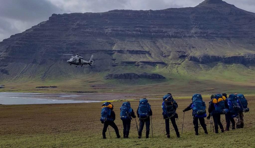 Mission Petrel : 9 jours de raid sur les îles Kerguelen Kergue10