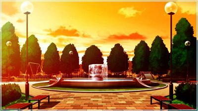 Зеленый парк 93812210
