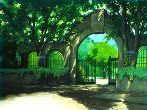 Зеленый парк Art_pa13