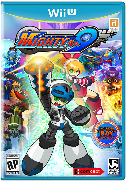 Mighty No 9 [Loadiine gx2][Mega]