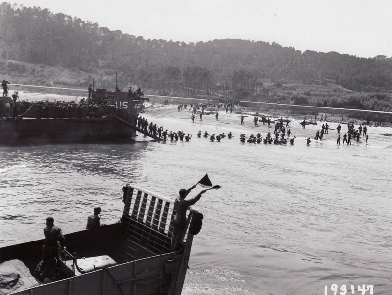 Débarquement en Provence et libération de Toulon 12a-1910