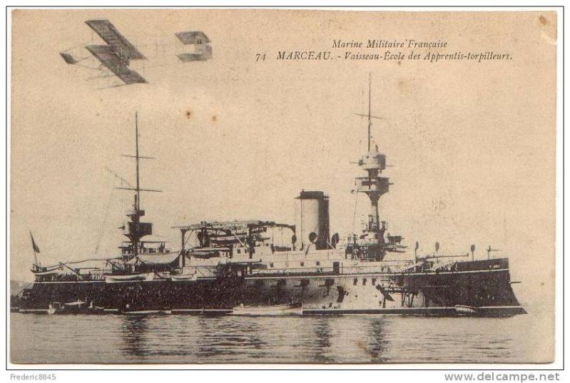 Les navires écoles français du XIX é à nos jours en photos  - Page 2 1906_110