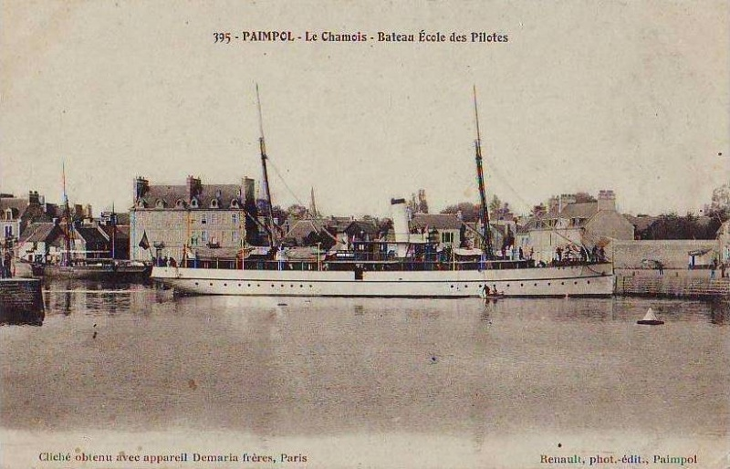 Les navires écoles français du XIX é à nos jours en photos  - Page 2 1906_111