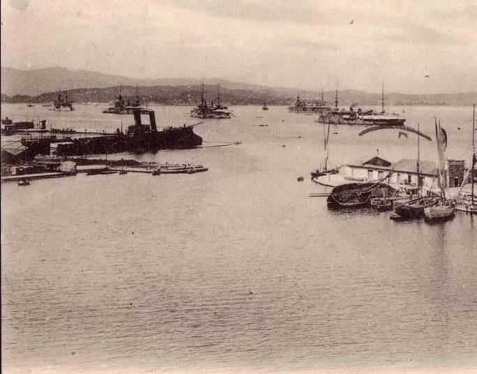 Les navires écoles français du XIX é à nos jours en photos  - Page 2 1908_110