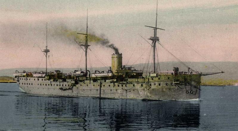 Les navires écoles français du XIX é à nos jours en photos  - Page 2 1909-110
