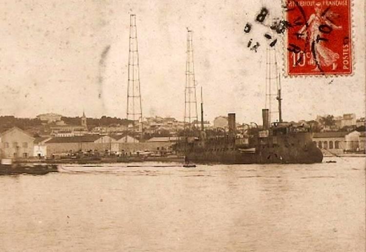Les navires écoles français du XIX é à nos jours en photos  - Page 2 1911_111