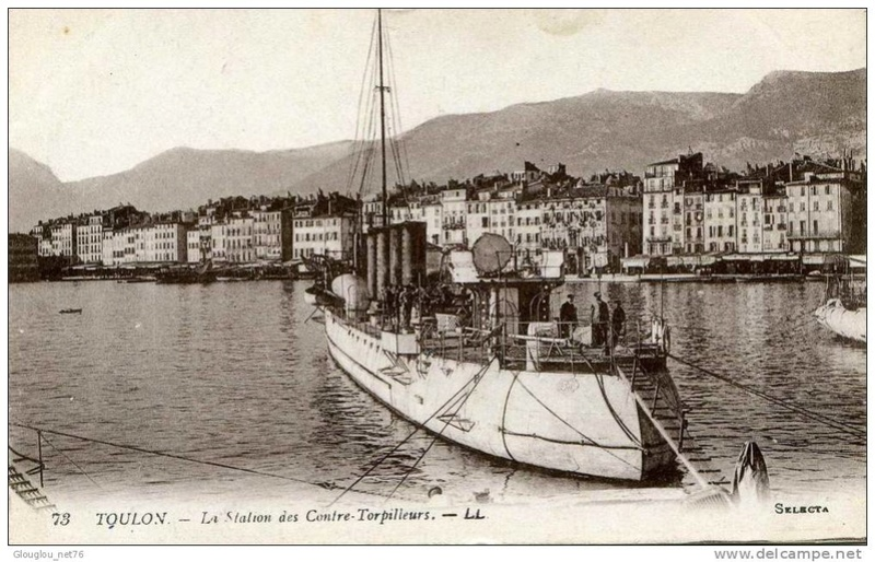 Marine du Perou  1911_t10
