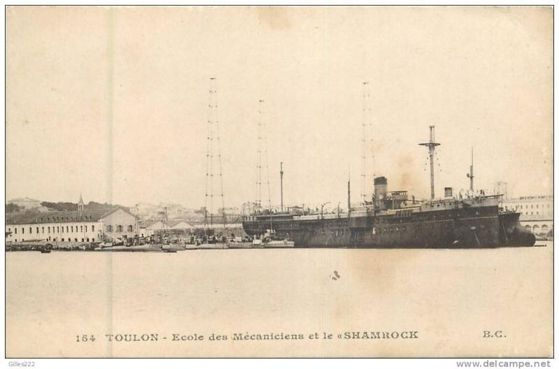 Les navires écoles français du XIX é à nos jours en photos  - Page 2 1913_110