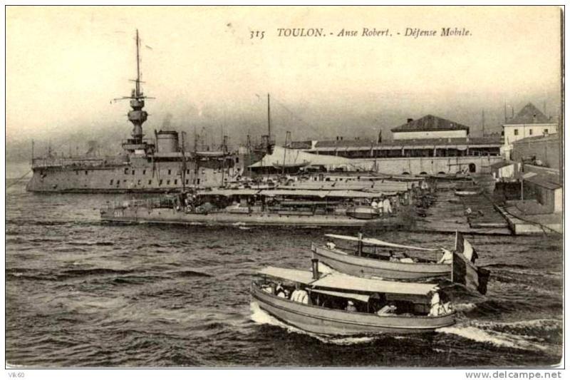 Les navires écoles français du XIX é à nos jours en photos  - Page 2 1914_110