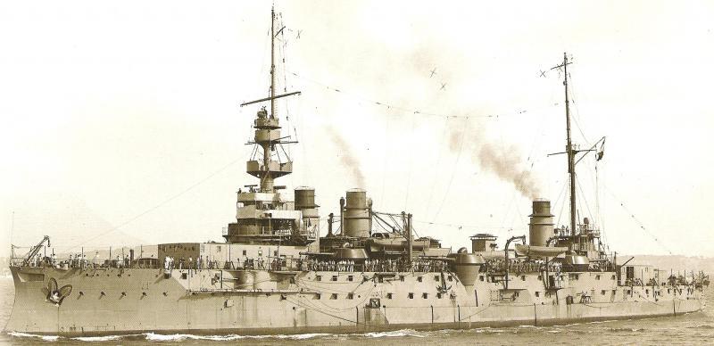 Les navires écoles français du XIX é à nos jours en photos  - Page 2 1918_110