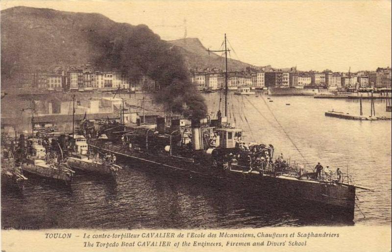 Les navires écoles français du XIX é à nos jours en photos  - Page 2 1919_110
