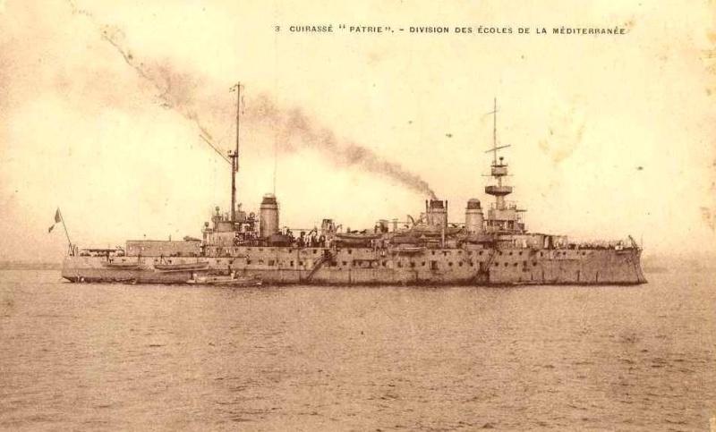 Les navires écoles français du XIX é à nos jours en photos  - Page 2 1919_111