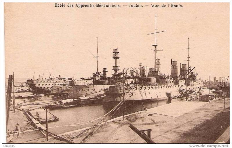 Les navires écoles français du XIX é à nos jours en photos  - Page 2 1919_112