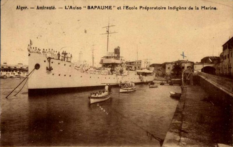 Les navires écoles français du XIX é à nos jours en photos  - Page 2 1922_110