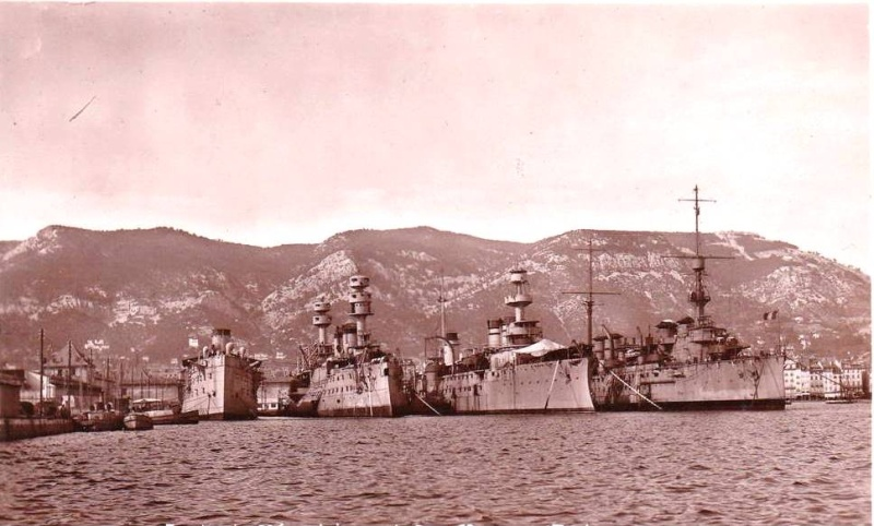 Les navires écoles français du XIX é à nos jours en photos  - Page 2 1922_111