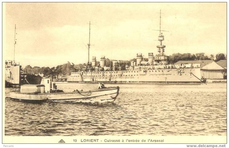 Les navires écoles français du XIX é à nos jours en photos  - Page 2 1922_112