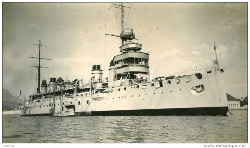 Les navires écoles français du XIX é à nos jours en photos  - Page 2 1927_111