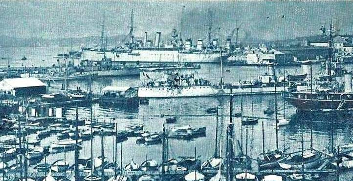 Les navires écoles français du XIX é à nos jours en photos  - Page 3 1933_112