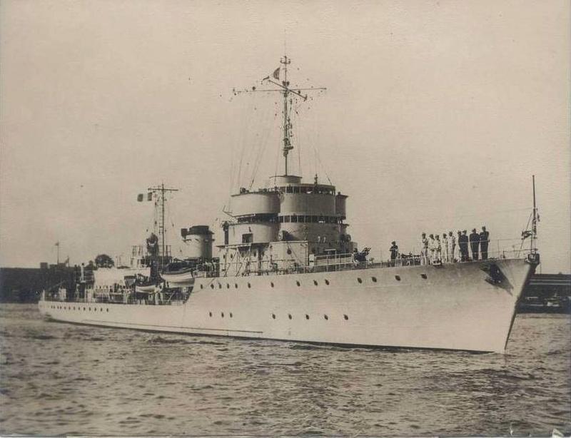 Les navires écoles français du XIX é à nos jours en photos  - Page 3 1939_110