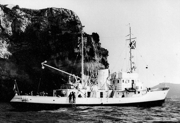 Les navires écoles français du XIX é à nos jours en photos  - Page 3 1947-111