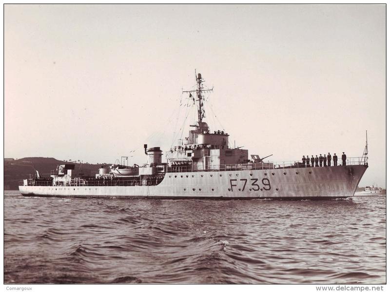 Les navires écoles français du XIX é à nos jours en photos  - Page 3 1957_110