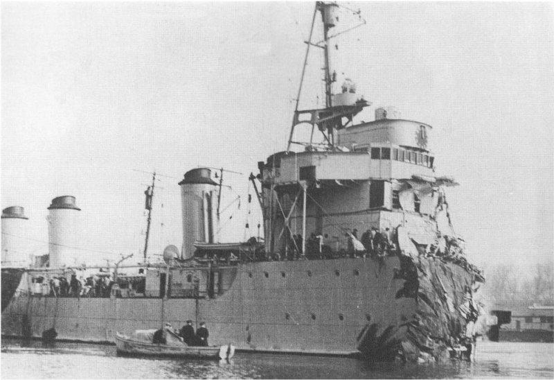 Les contre-torpilleurs français Bison_10