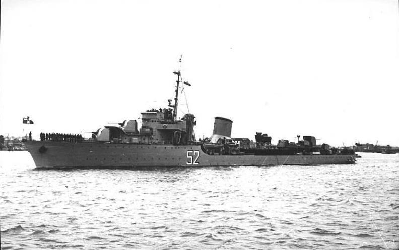 Marine polonaise  Burza_14