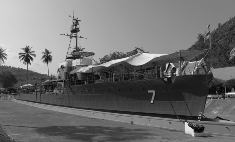 Marine thaïlandaise  Chumpo10