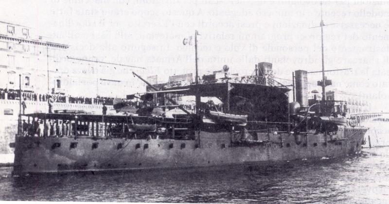 Croiseurs italiens Elba_110