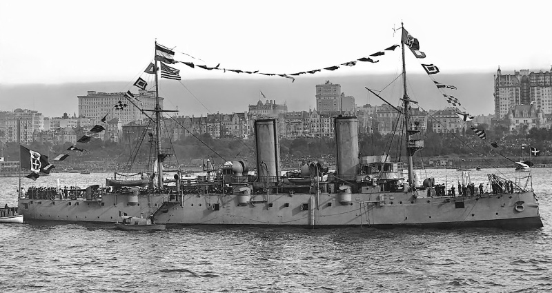 Croiseurs italiens Etruri10