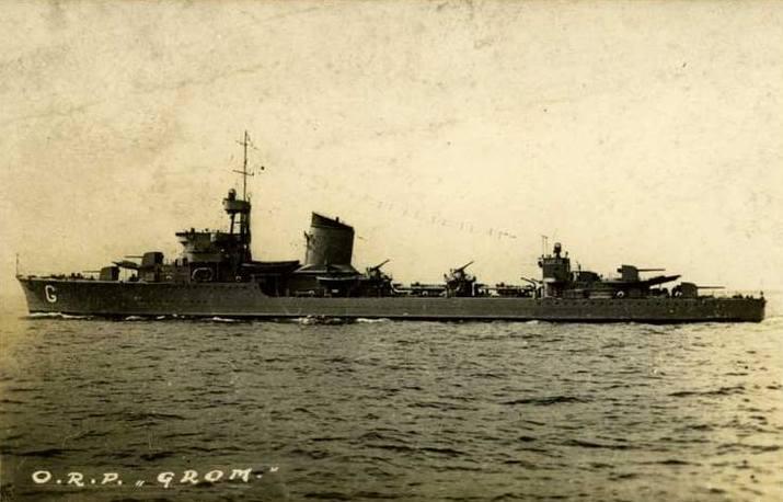 Marine polonaise  Grom_511