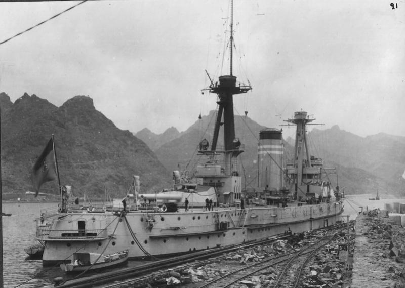 Juillet 1936à avril 1939; marine espagnole la guerre civile Jaime_10
