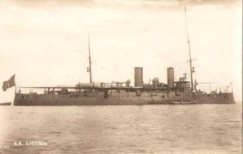Croiseurs italiens Liguri10