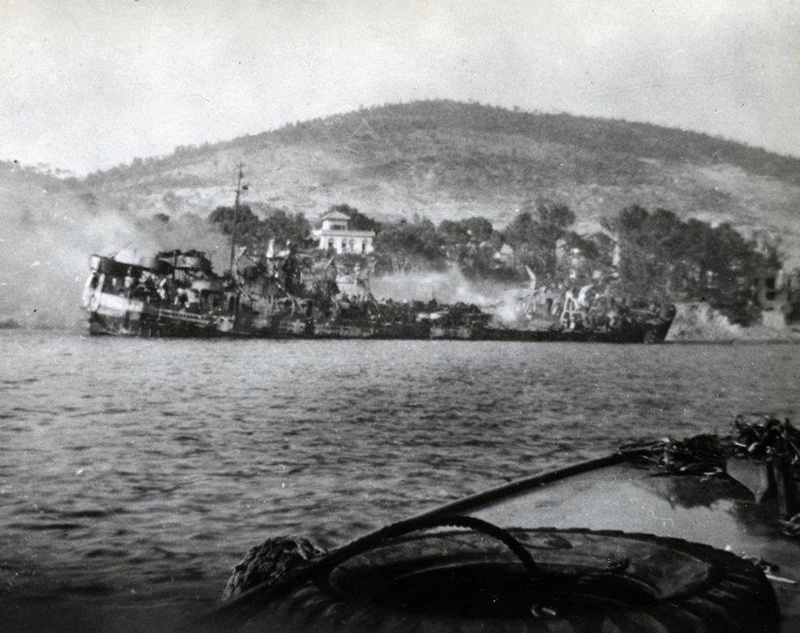 Débarquement en Provence et libération de Toulon Lst28210
