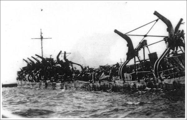 Débarquement en Provence et libération de Toulon Lst28211
