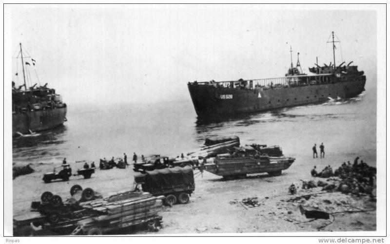 Débarquement en Provence et libération de Toulon - Page 2 Lst52610