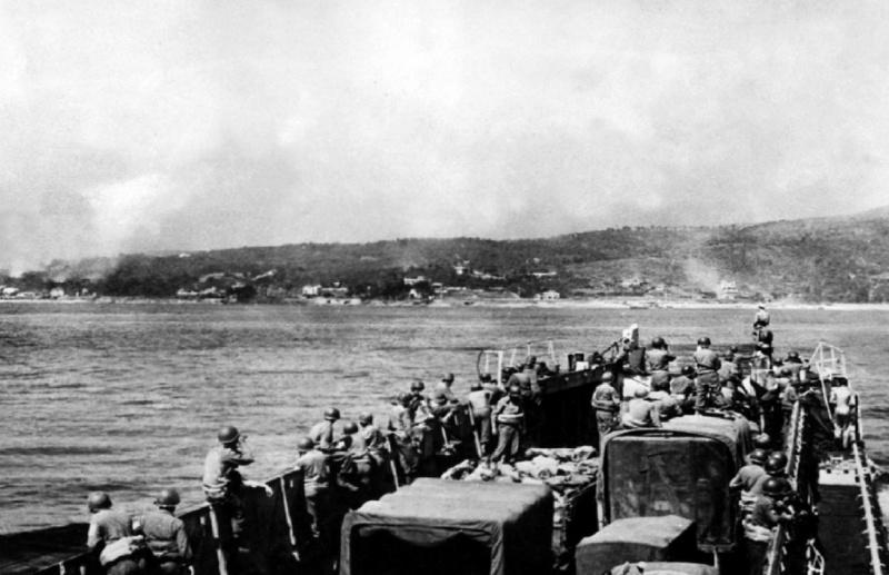 Débarquement en Provence et libération de Toulon - Page 2 Lst_pr10