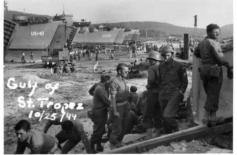Débarquement en Provence et libération de Toulon - Page 2 Lst_pr12