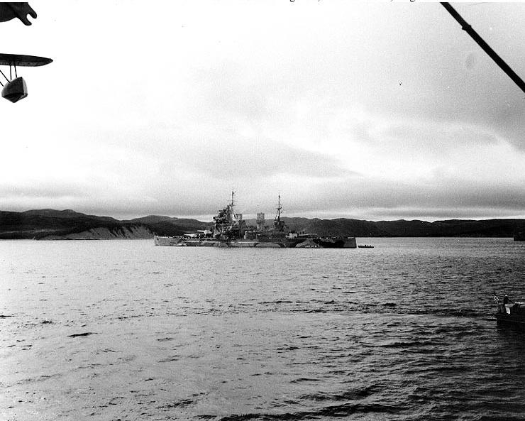 14 AOÛT 1941 signature de la charte de l'Atlantique  Prince10