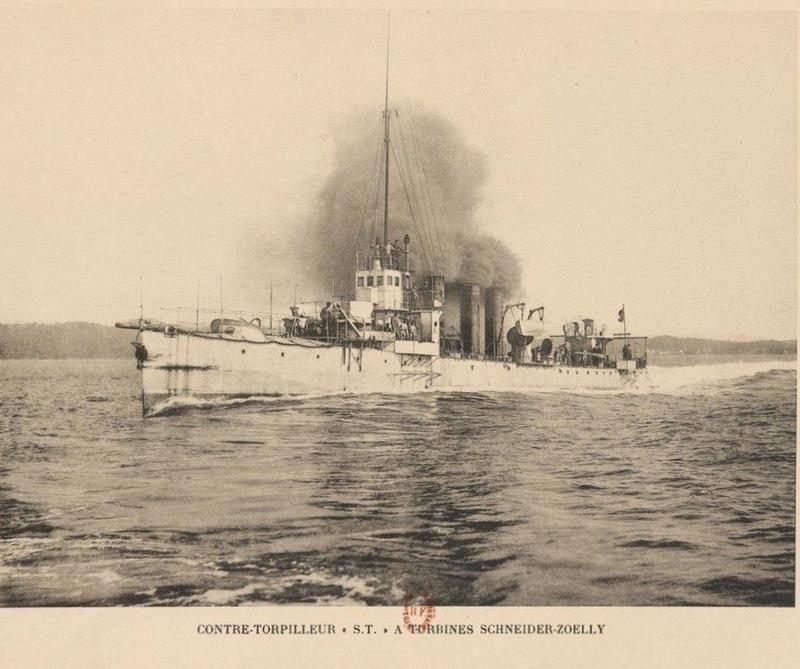 Marine du Perou  St_19110