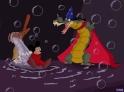 [Règle n°0] Concours de production artistique : saison 8 : semaine 19 : les enfants des couples disney. - Page 3 Wp_00617