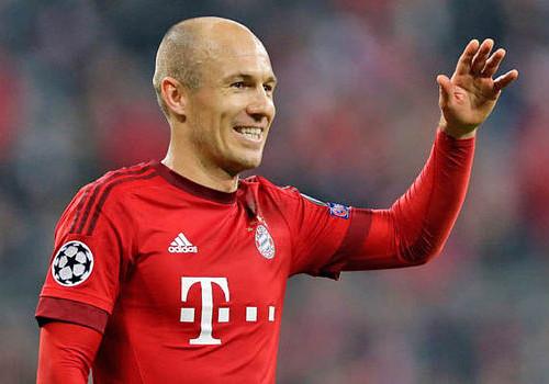 #10 - Arjen Robben Robben10