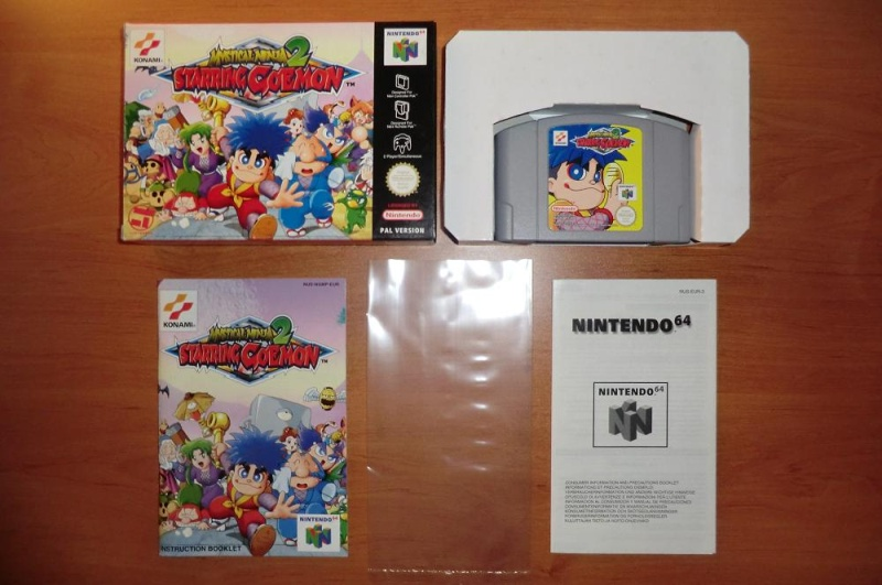 Tantale Collection - En ce moment : La DS en folie ! - Page 2 N64_my10