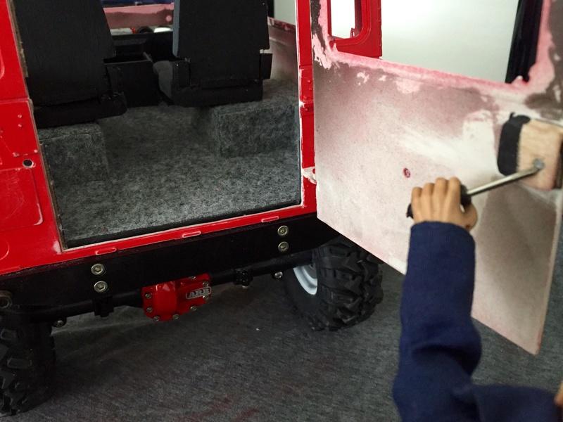 Land rover d90 personnalisé realistic (project) 013b9a10